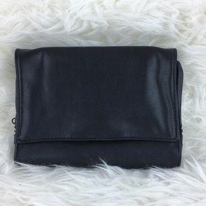 Handbags - Black Vintage Northwest Travel Toiletry Case